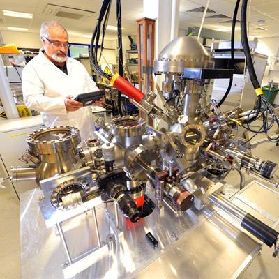 Astec Vacuum Amp Surface Science Laboratory